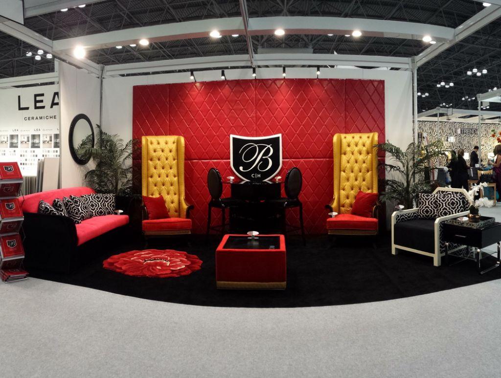Exhibit At Boutique Design New York