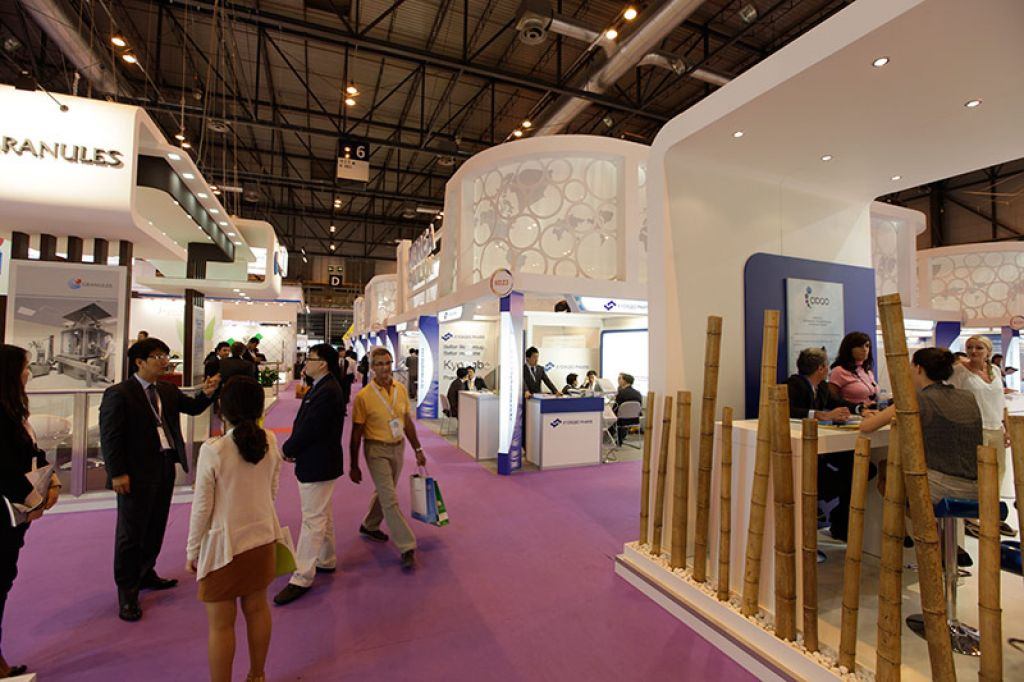Cphi Worldwide Exhibition Area
