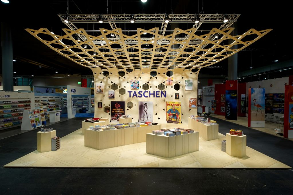 Trade Fair Stands Design : Frankfurter buchmesse the largest event for