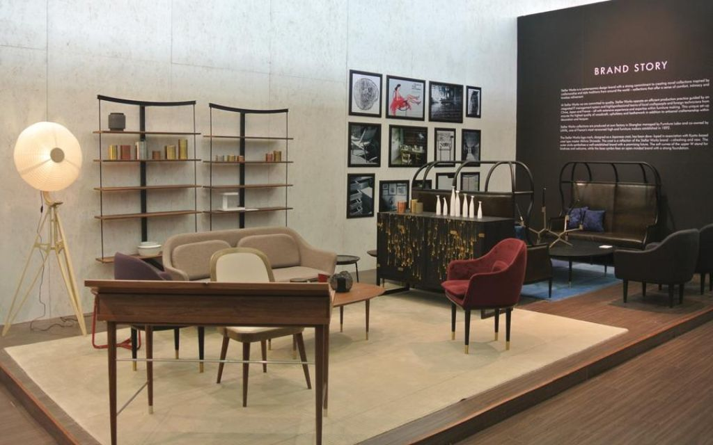 Furniture China where the best Design Brands of China meet