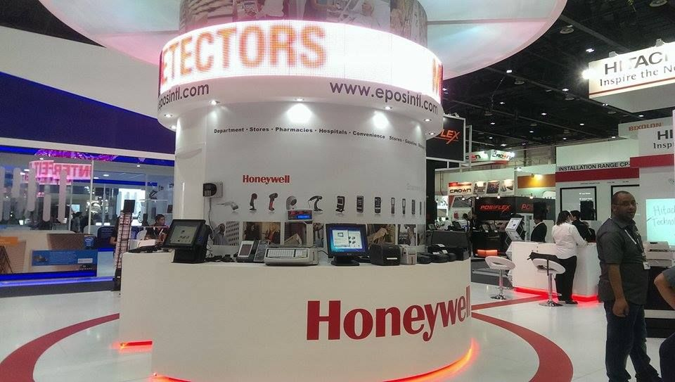 Gitex Dubai Exhibition Stand