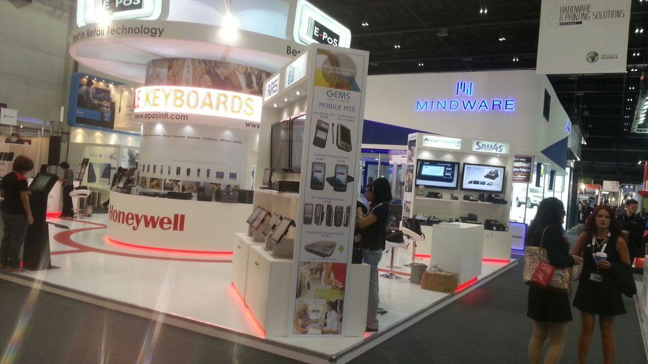 Gitex Dubai Exhibition Design
