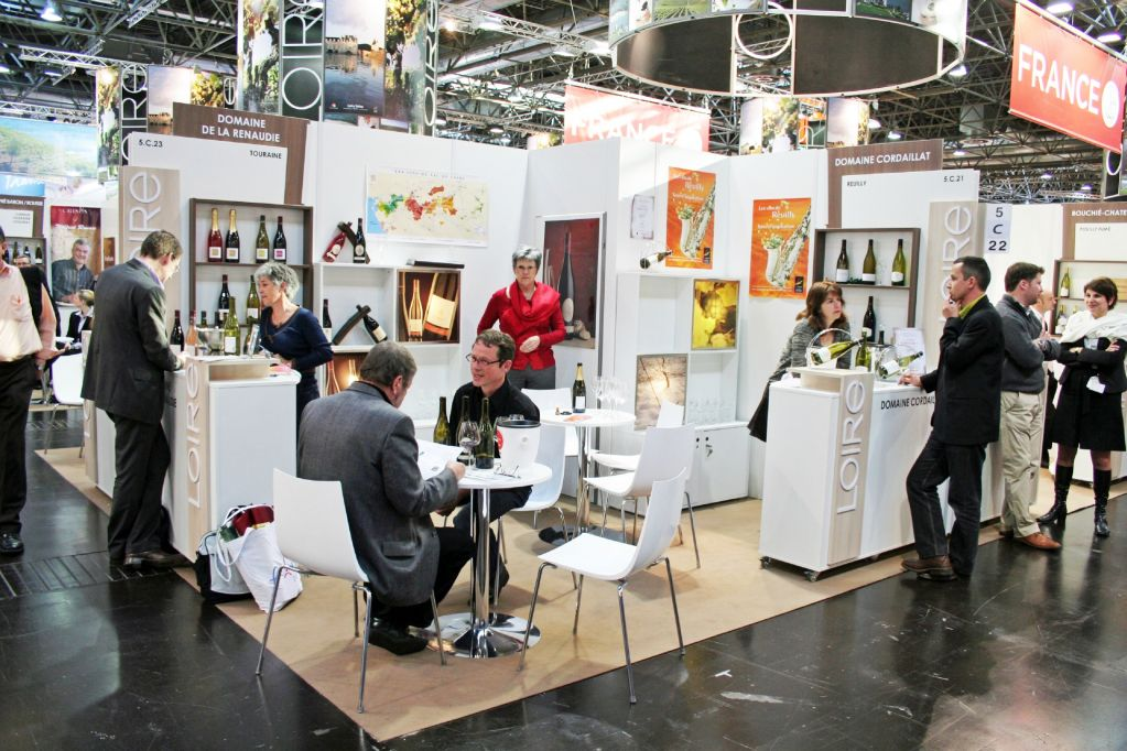 Prowein Exhibit