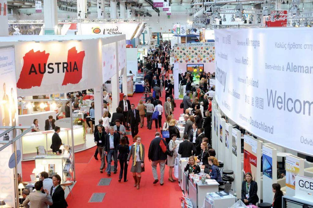 Frankfurt Exhibition Stands At Imex