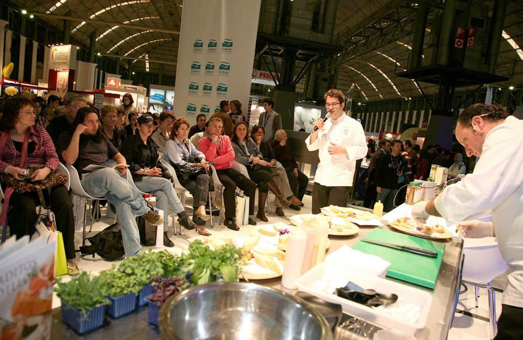 Alimentaria Session1