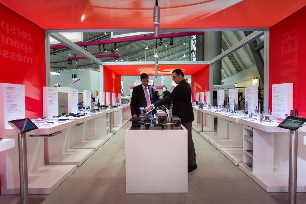 Exhibition Booth Stuttgart Tradeshow