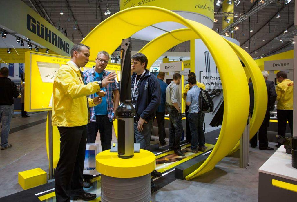 Exhibition Stand Amb Stuttgart