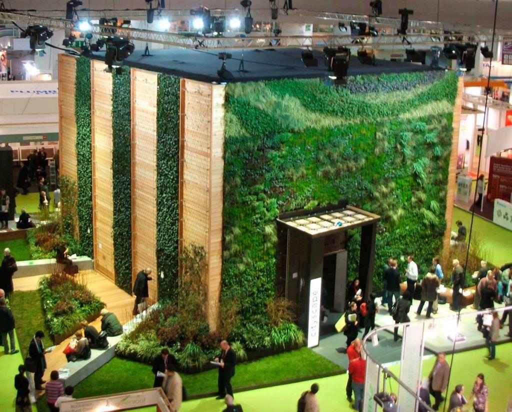 London Ecobuild Booth
