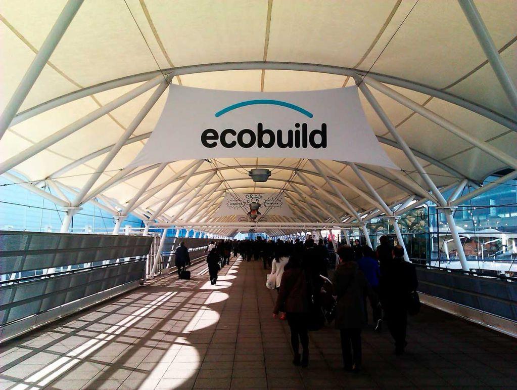 Ecobuild Exhibition