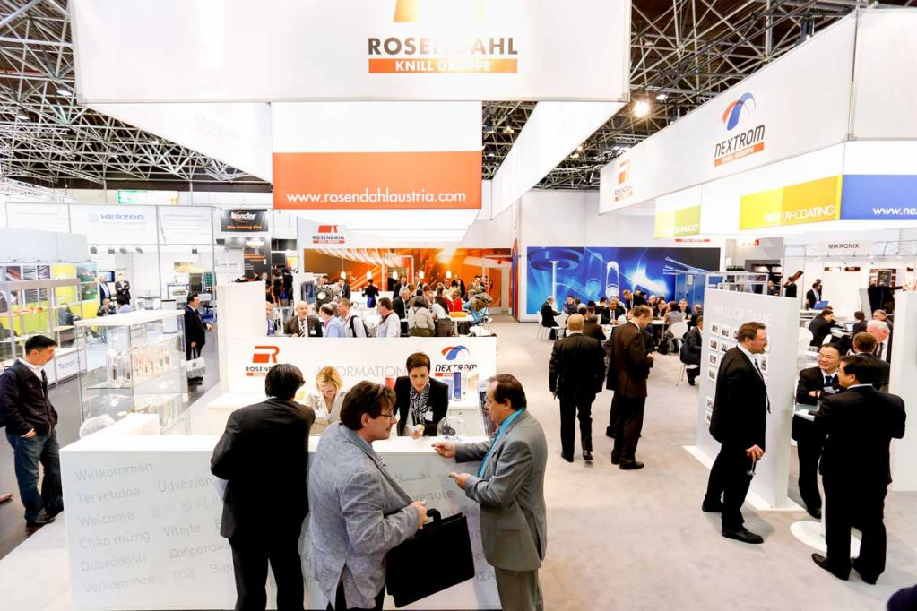 Dusseldorf Wire And Tube Exhibition Area