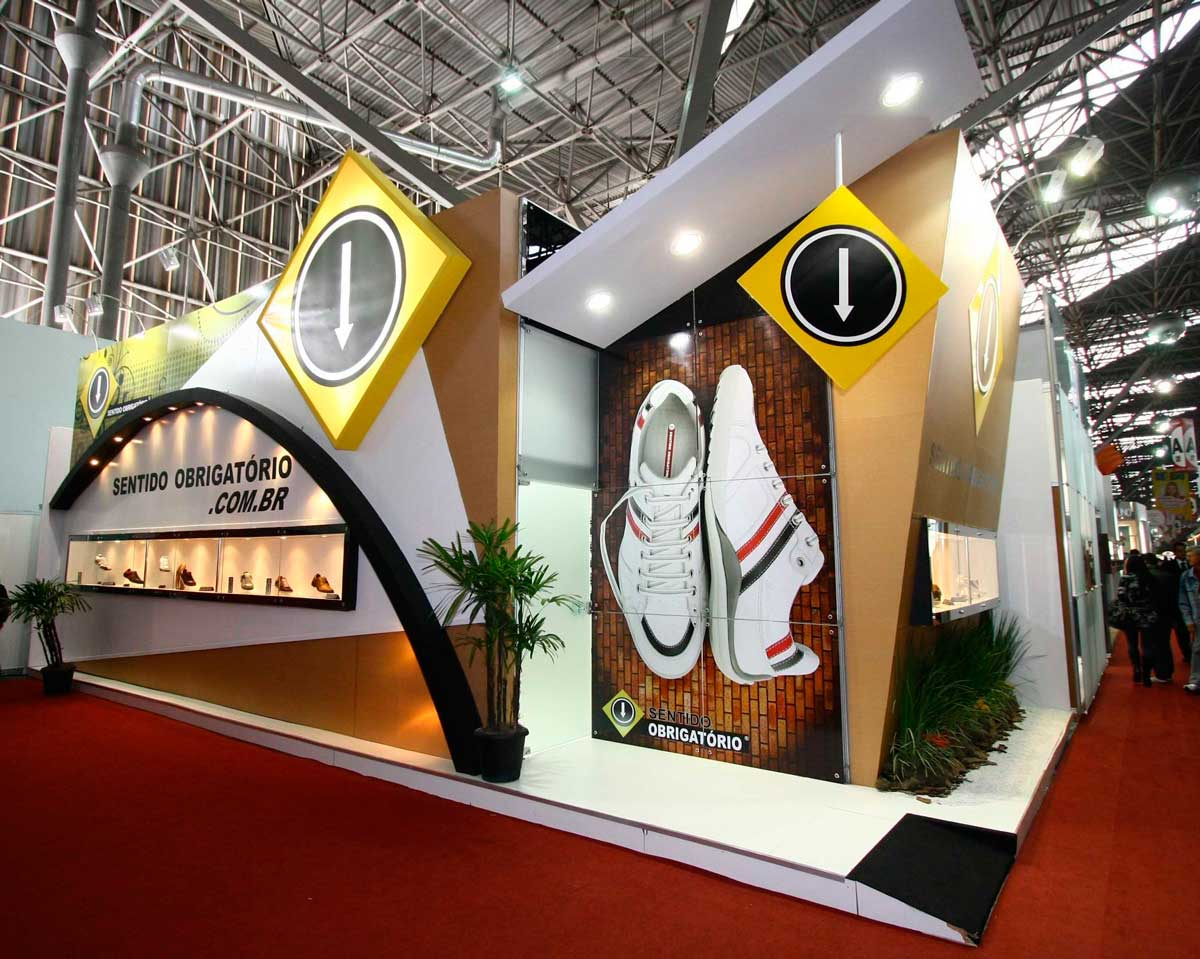Francal Exhibition Stand Design