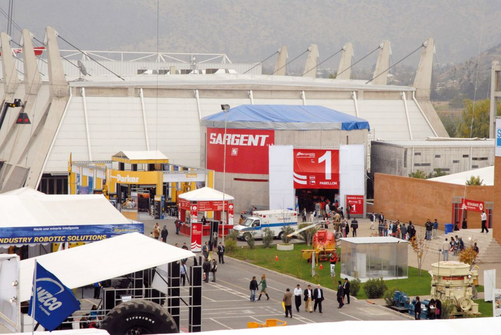 Expomin Chile1