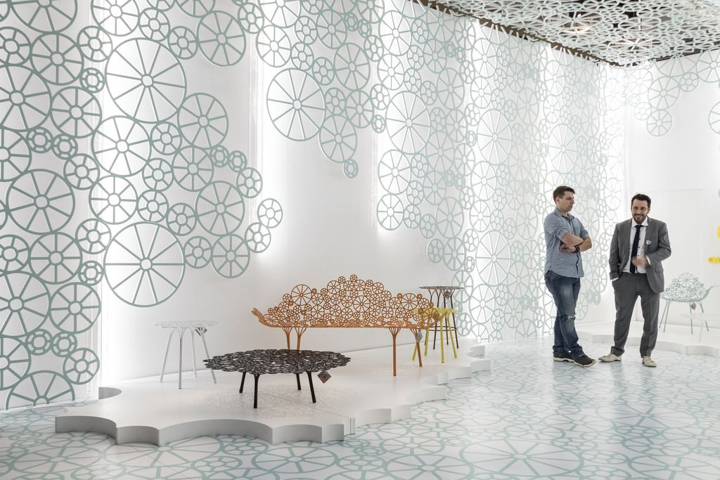 Salone Del Mobile 2015 In Milano