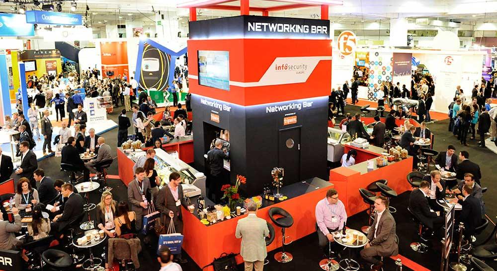Infosecurity Europe Exhibition Area