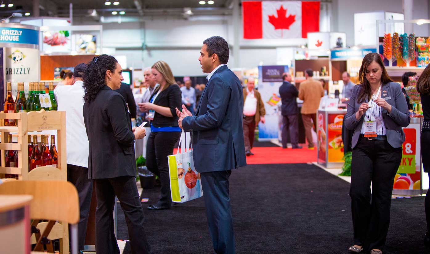 Sial Canada Stand