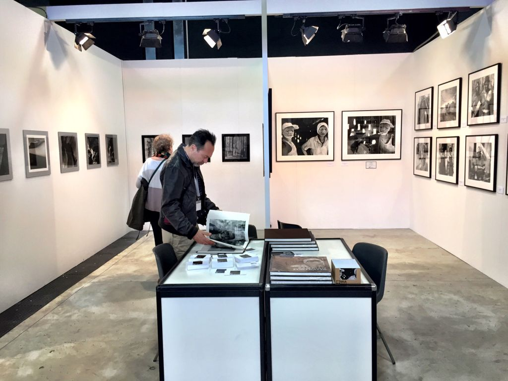 Mia Milan Image Art Fair 2015