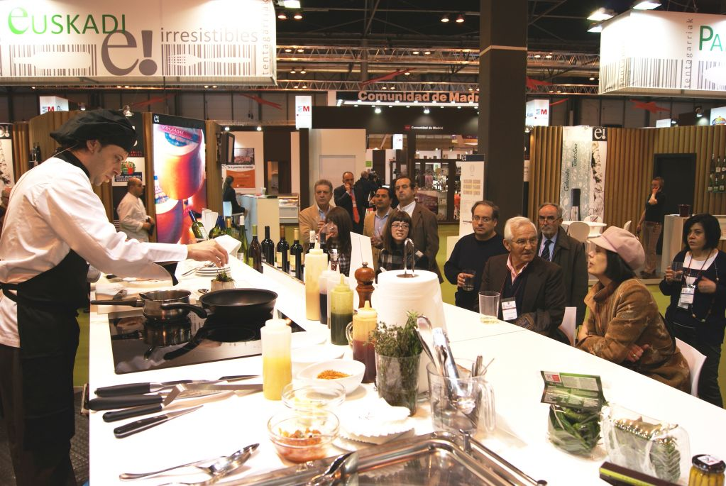 Gourmet Salon Madrid
