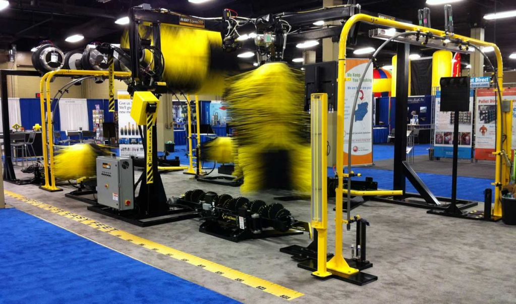 Macneil Car Wash Equipment >> The Car Wash Show Las Vegas gathers more than 6,900 industry professionals!