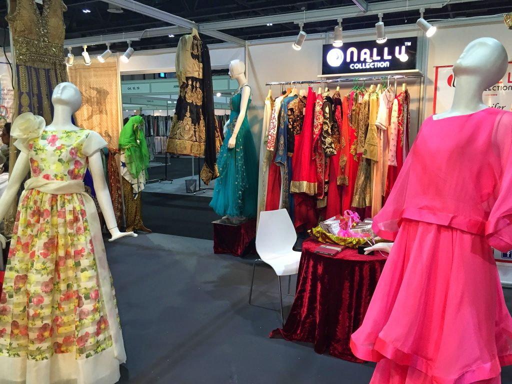International Textile Expo Dubai Stand