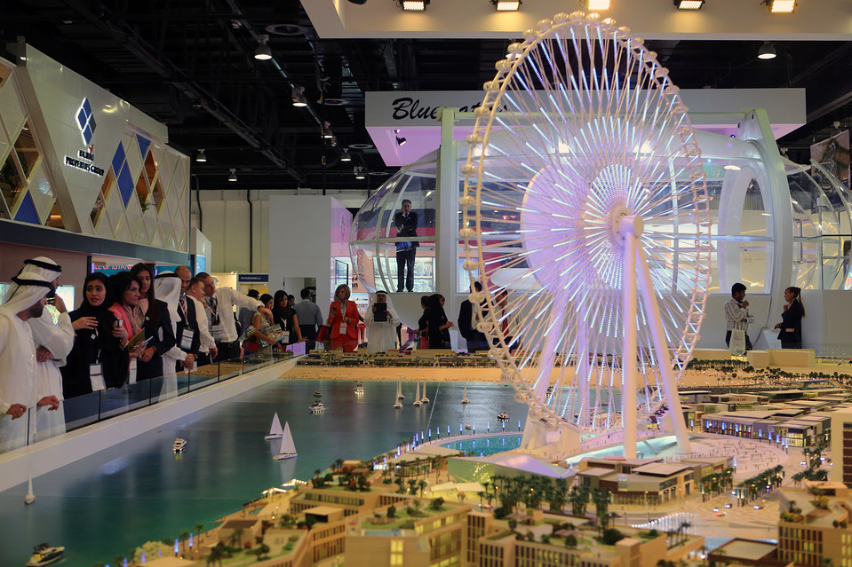 Dubais Arabian Travel Market