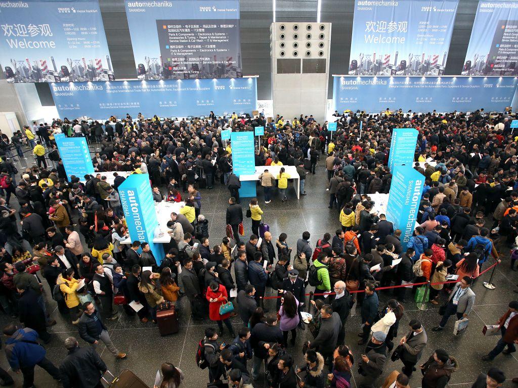 نمایشگاه اتومکانیکا شانگهای چین (Automechanika)