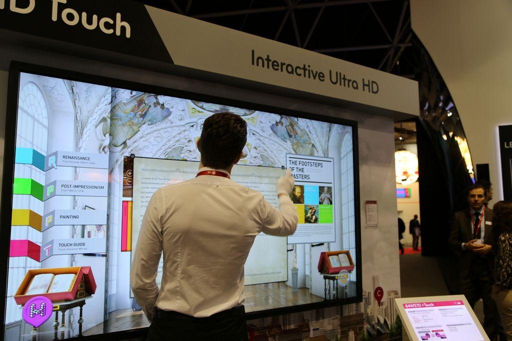 Tv Connect London Exhibition