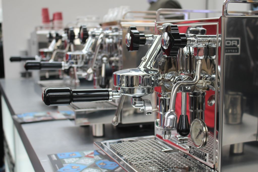 Caffe Culture London Machinery