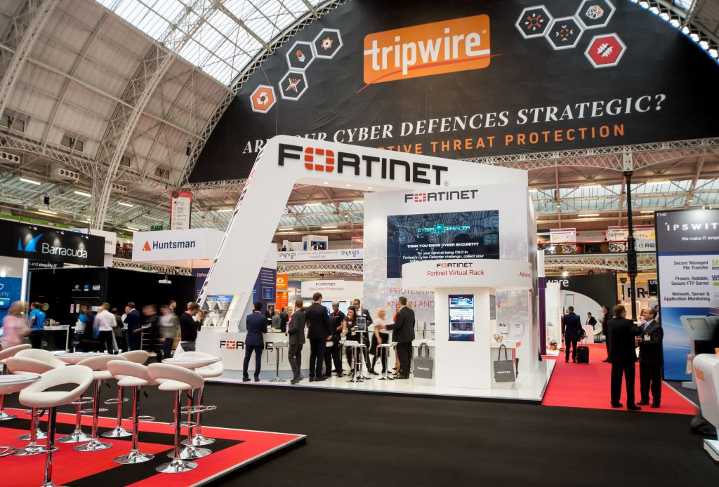 Infosecurity Stands London