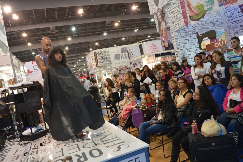 Expo Beauty Show 2015 En Mexico Df