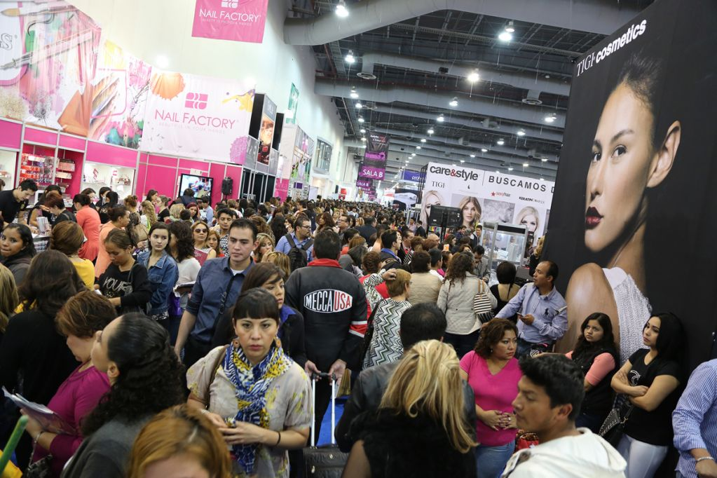 Expo Beauty Show Exhibition Area