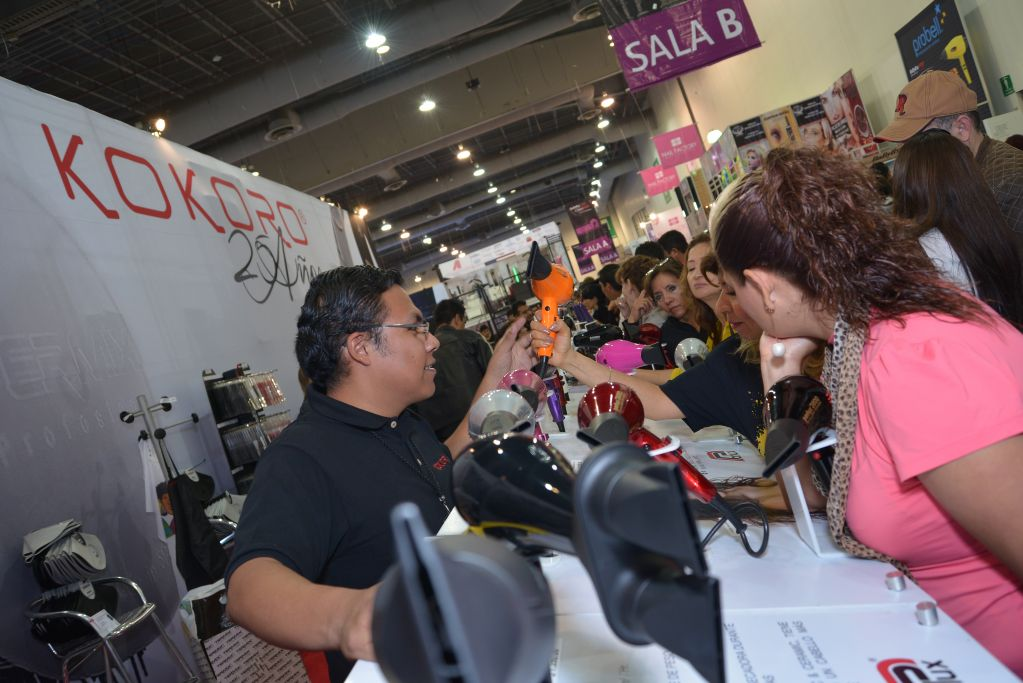 Visita La Expo Beauty Show