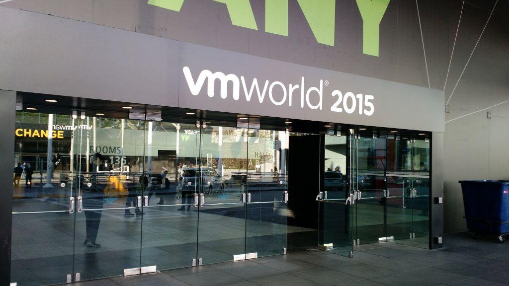 Vmworld 2015 Novet