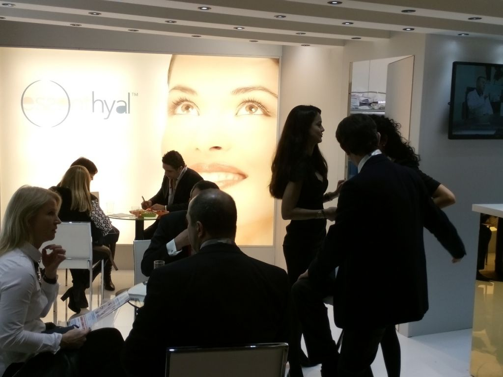 Imcas Annual Congress Stands