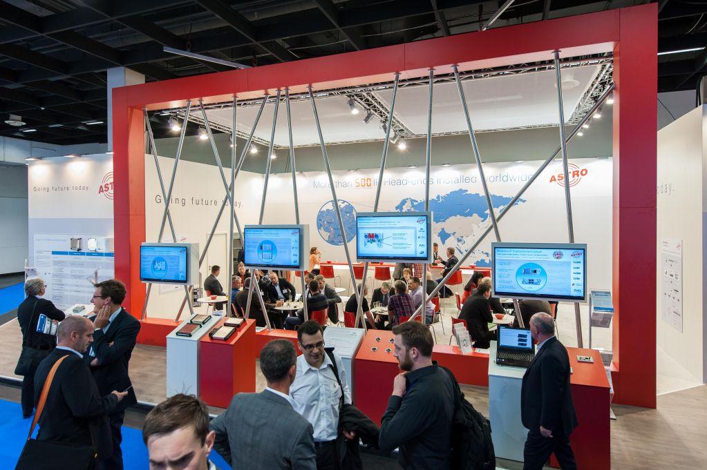 Anga Com Stand Design Cologne