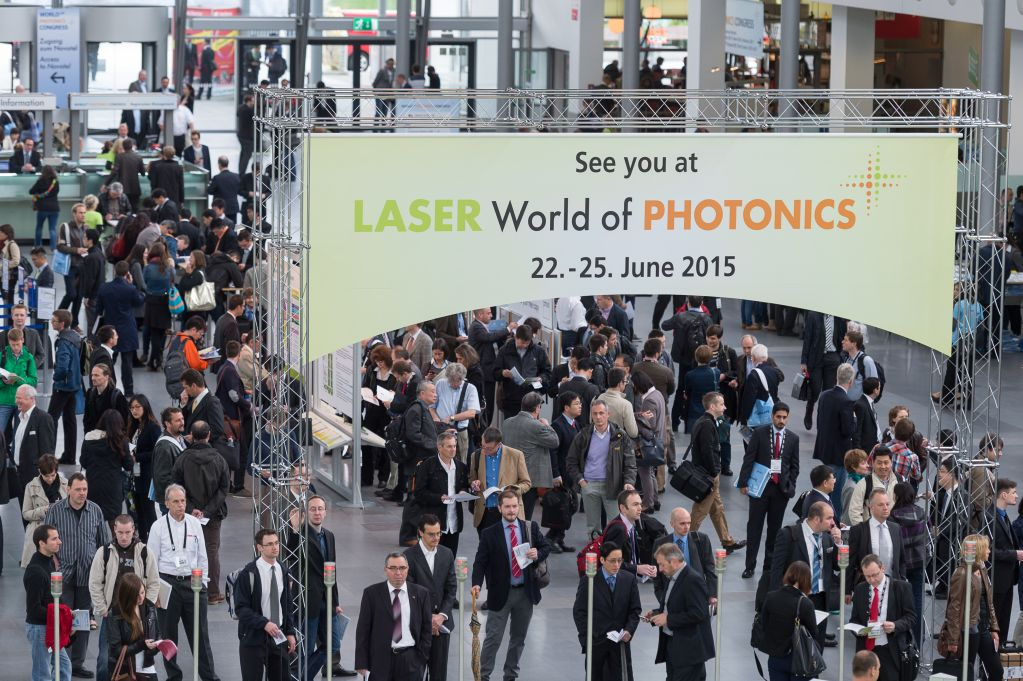 Laser World Photonics Exhibition1