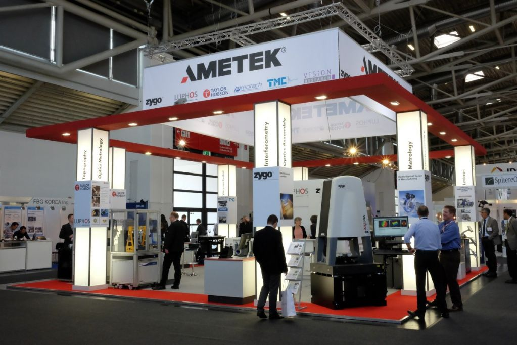 Laser World Photonics Munich Stands
