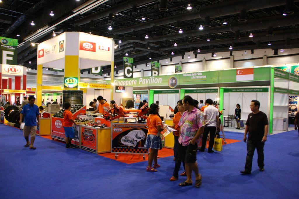 Tapa Exhibition Floor
