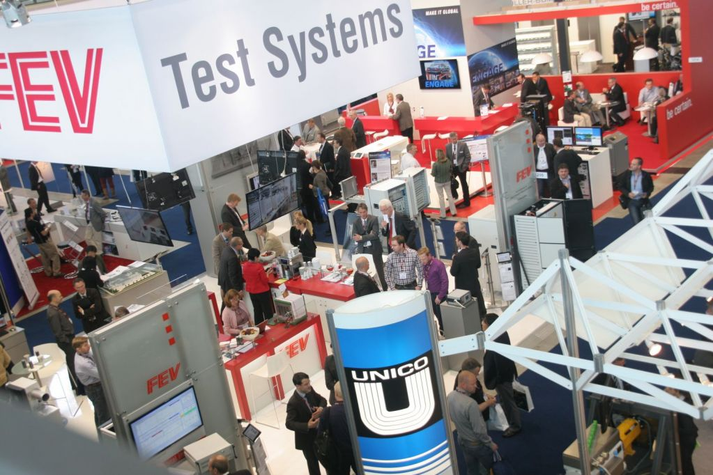 Integrated Systems Europe Exhibition Hall1