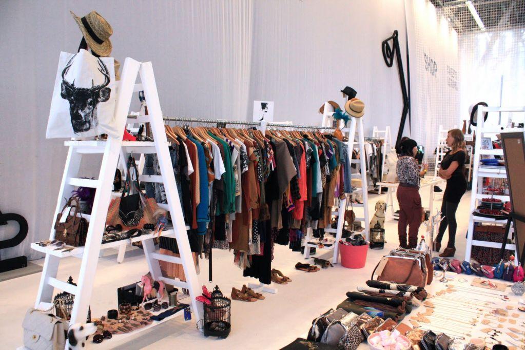 Mode Fabriek Stand Hall