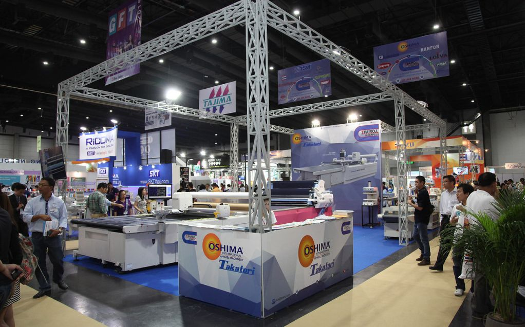 Exhibition Booth Bangkok : Exhibition stands in bangkok