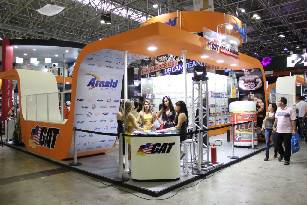 Arnold Classic Brasil Stand1