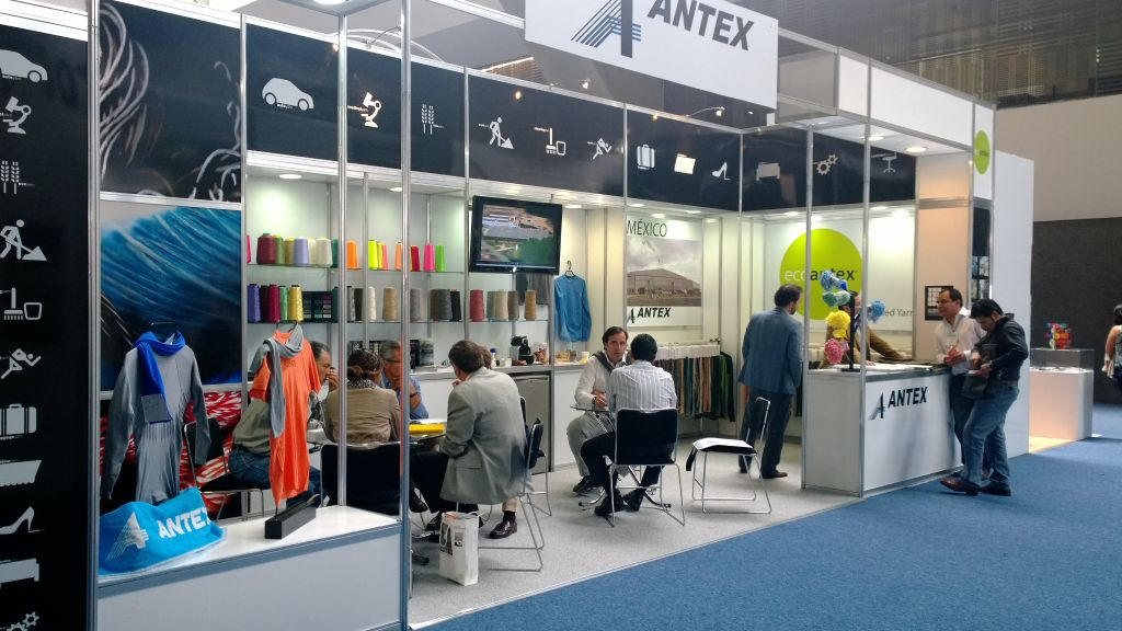 Expo Stands Mexico : Exhibition stands in puebla