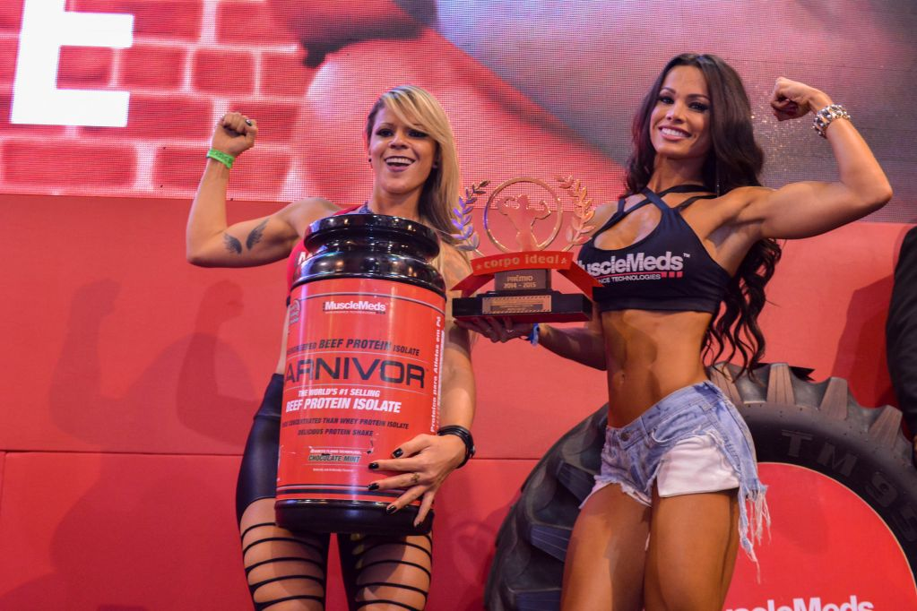 Arnold Classic Brasil Products Floor