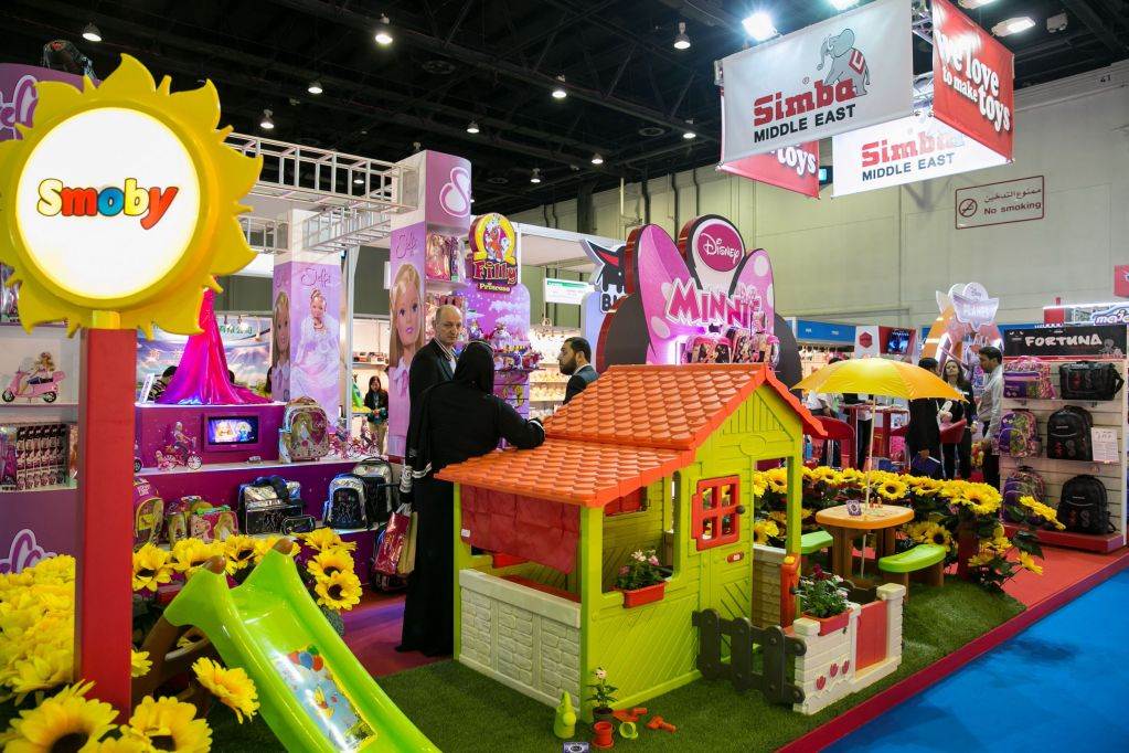 Playworld Middle East Stand Dubai