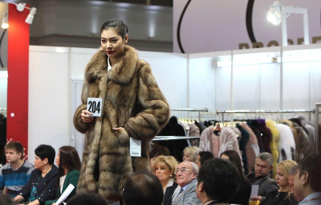 Fur And Fashion Trade Fair 2