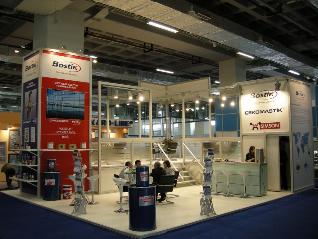 Stands In Expo : Exhibition stands in istanbul