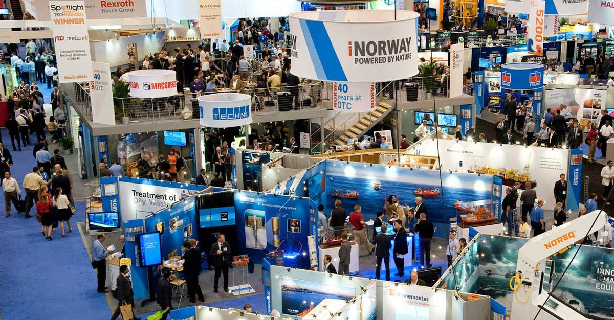 Otc Brazil Offshore Technology Conference Exhibition Area
