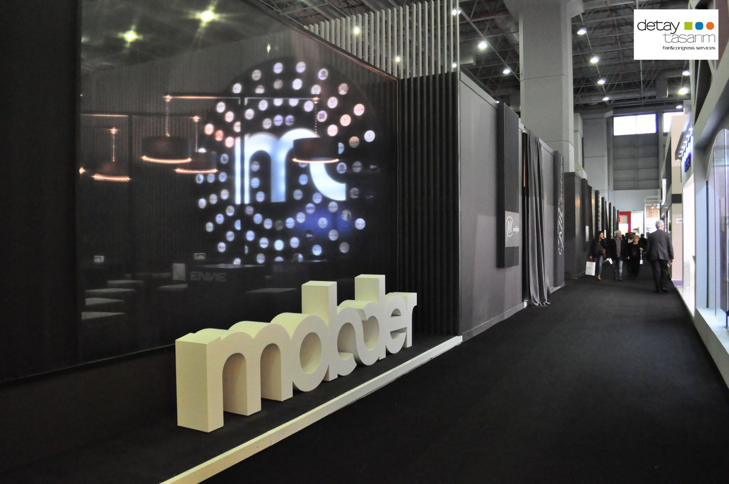 2,000 sqm of Furniture Exhibition Stand 4