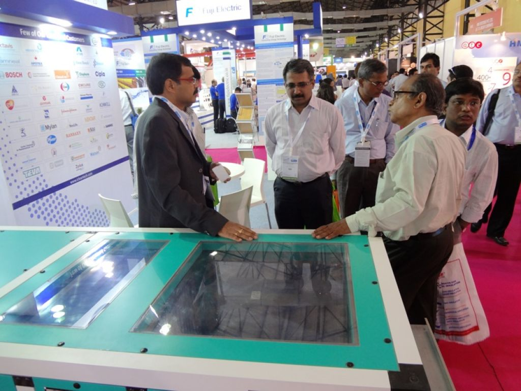 Acrex India Stands2