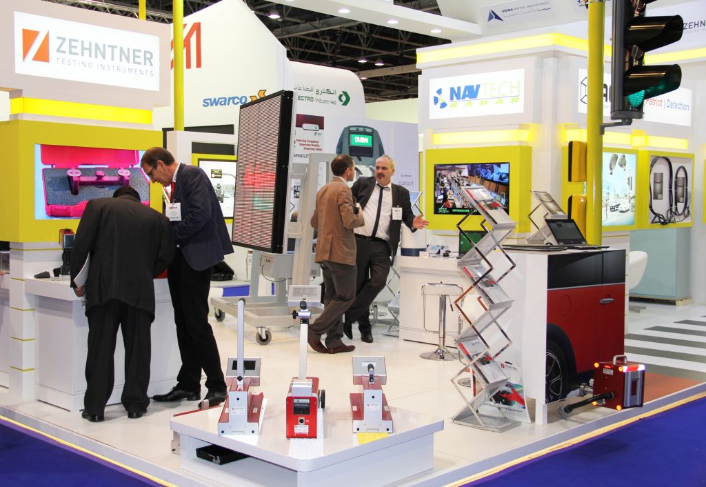 Interoute Ville Stand Exhibition